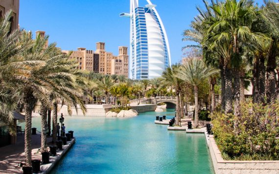 Why Dubai is such a great place for business
